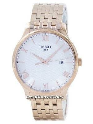 Tissot T-Classic Tradition Quartz T063.610.33.038.00 T0636103303800 Men's Watch