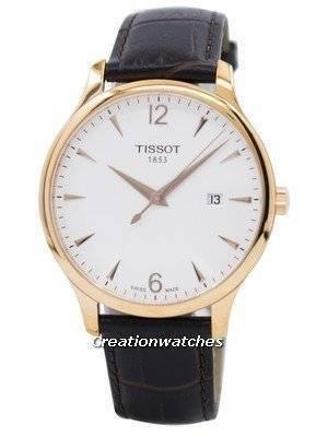 Tissot T-Classic Tradição T063.610.36.037.00 T0636103603700 Relógio Masculino