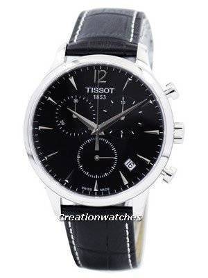 Tissot Tradition Chronograph T063.617.16.057.00 T0636171605700 Men's Watch