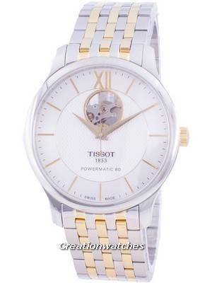Tissot Tradition Powermatic 80 T063.907.22.038.00 T0639072203800 Automatic Men\'s Watch