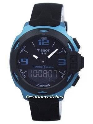 Tissot T-Race Touch Alarm Quartz T081.420.97.057.04 T0814209705704 Men's Watch