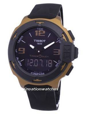 Tissot T-Race Touch Quartz T081.420.97.057.06 T0814209705706 Men's Watch