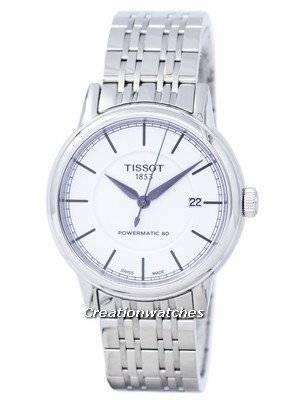 Tissot T-Classic Carson Powermatic 80 T085.407.11.011.00 T0854071101100 Men's Watch