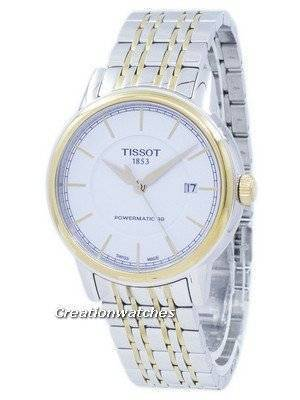 Tissot T-Classic Carson Powermatic 80 T085.407.22.011.00 T0854072201100 Men\'s Watch