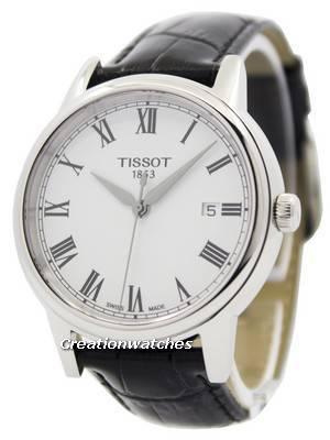 Tissot Carson Quartz T085.410.16.013.00 T0854101601300 Mens Watch