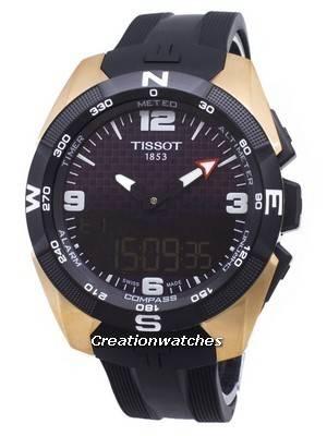 Tissot T-Touch Expert Solar T091.420.47.207.00 T0914204720700 NBA Special Edition Men's Watch
