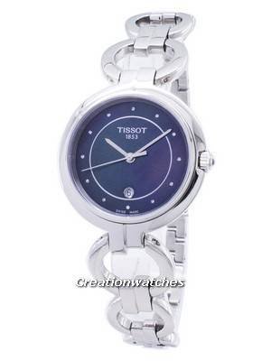 Tissot T-Lady Flamingo T094.210.11.126.00 T0942101112600 Quartz Women\'s Watch