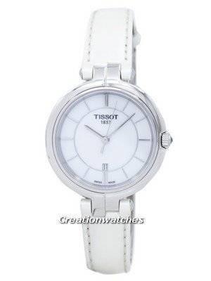 Tissot T-Lady Flamingo Quartz T094.210.16.011.00 T0942101601100 Women's Watch