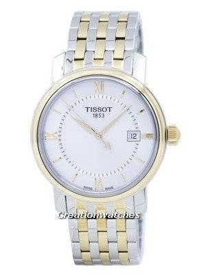 Tissot T-Classic Bridgeport Quartz T097.410.22.038.00 T0974102203800 Men's Watch