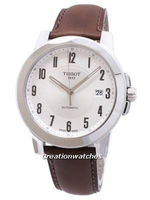 Tissot T-Sport Gentleman Swissmatic T098.407.16.032.00 T0984071603200 Relógio Automático para Homem