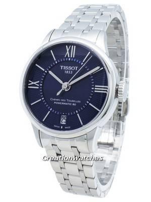 TISSOT Chemin Des Tourelles T099.207.11.048.00 T0992071104800 23 Jewels Automatic Women\'s Watch
