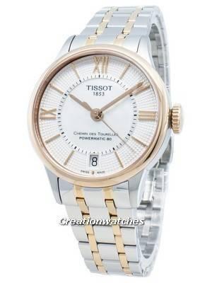 Tissot Chemin Des Tourelles T099.207.22.118.02 T0992072211802 23 Jewels Automatic Women\'s Watch