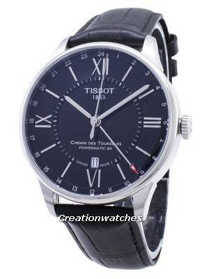 Tissot T-Classic Chemin Des Tourelles T099.429.16.058.00 T0994291605800 Powermatic 80 Men's Watch