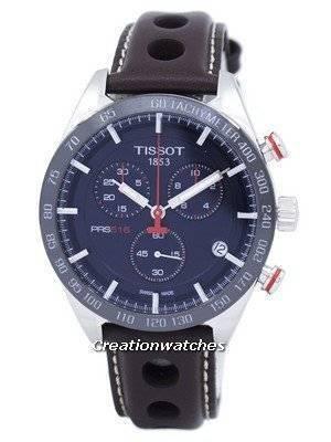 Tissot T-Sport PRS 516 Chronograph Quartz T100.417.16.041.00 T1004171604100 Men's Watch