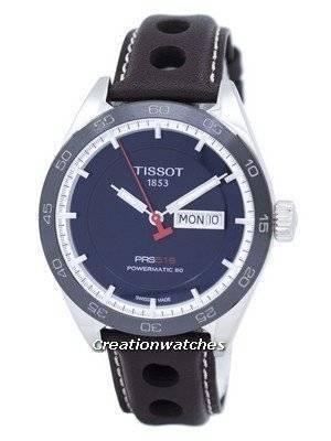 Tissot T-Sport PRS 516 Powermatic 80 Automatic T100.430.16.041.00 T1004301604100 Men's Watch