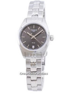 Tissot T-Classic PR 100 T101.010.11.061.00 T1010101106100 Relógio de Quartzo para Mulher
