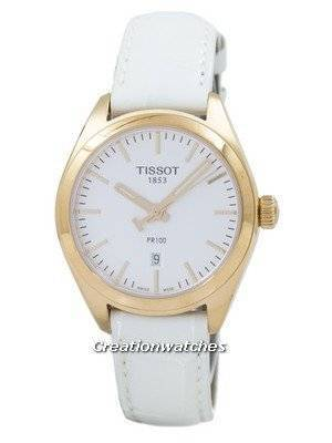 Tissot T-Classic PR 100 Lady Quartz T101.210.36.031.01 T1012103603101 Women's Watch