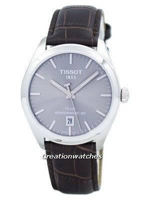 Tissot T-Classic PR 100 Powermatic 80 T101.407.16.071.00 T1014071607100 Men's Watch