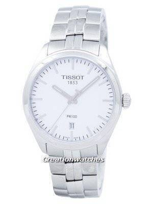 Tissot T-Classic PR 100 Quartz T101.410.11.031.00 T1014101103100 Men's Watch