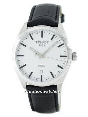 Tissot T-Classic PR 100 Quartzo Swiss Made T101.410.16.031.00 T1014101603100 Relógio Masculino