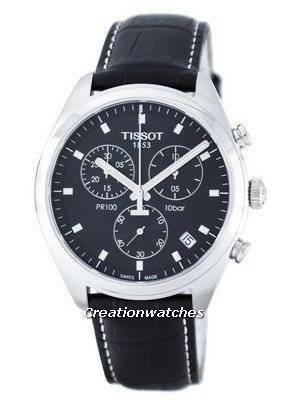 Ρολόι Tissot T-κλασική PR100 Quartz Χρονογράφος T101.417.16.051.00  T1014171605100 ανδρών ρολόι ba5e2b6bdbf