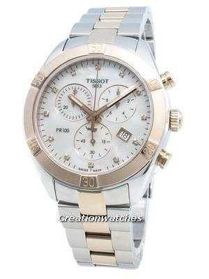 Tissot T-Classic T101.917.22.116.00 Quartz Chronograph Women\'s Watch
