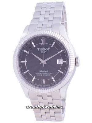 Tissot Ballade Powermatic 80 Silicium Automatic T108.408.11.058.00 T1084081105800 Men\'s Watch