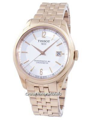 Tissot Ballade Powermatic 80 COSC Automatic T108.408.33.037.00 T1084083303700 Men's Watch