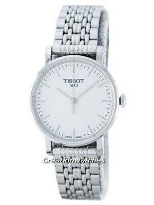 Tissot T-Classic Everytime Pequeno T109.210.11.031.00 T1092101103100 Relógio Feminino