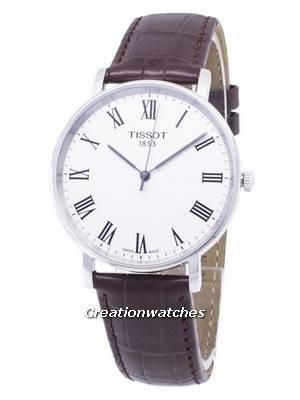 Tissot T-Classic Everytime Médio T109.410.16.033.00 T1094101603300 Quartzo Relógio Analógico Masculino