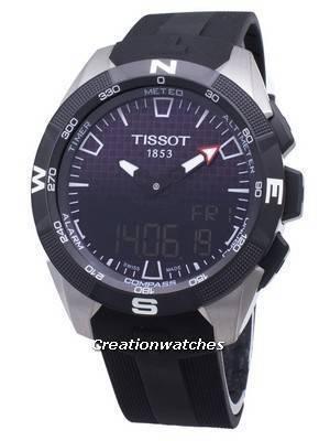 Tissot T-Touch Expert Solar II T110.420.47.051.01 T1104204705101 Quartz Men's Watch