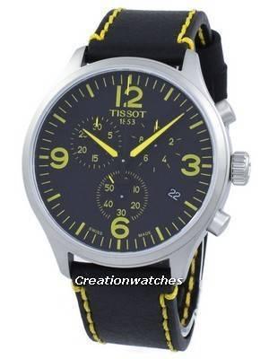 Tissot Chrono XL Classic Tour de France Quartz T116.617.16.057.01 T1166171605701 Men's Watch