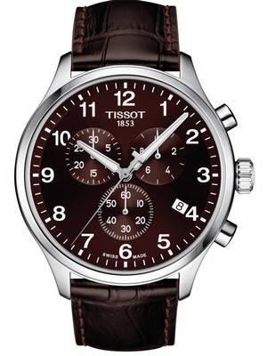 Tissot Chrono XL Classic Quartz T116.617.16.297.00 T1166171629700 100M Men\'s Watch