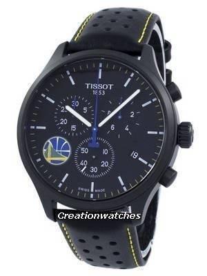 Tissot Chrono XL NBA Golden State Warriors T116.617.36.051.02 T1166173605102 Men's Watch