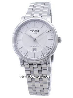 Tissot T-Classic Carson T122.207.11.031.00 T1222071103100 Automatic Women's Watch