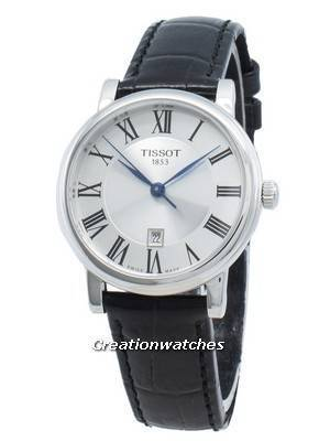 Tissot Carson Premium T122.210.16.033.00 T1222101603300 Quartz Women\'s Watch