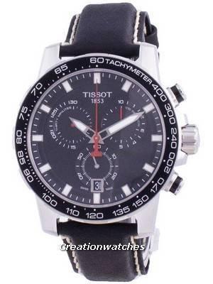 Tissot Supersport Chrono Quartz T125.617.16.051.00 T1256171605100 100M Men\'s Watch