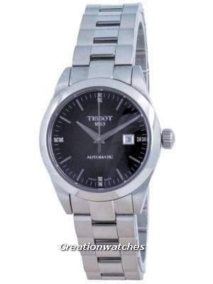 Tissot T-My Lady Automatic Diamond Accents T132.007.11.066.00 T1320071106600 100M Women\'s Watch
