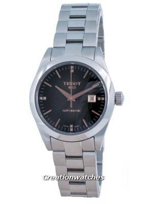Tissot T-My Lady Automatic Diamond Accents T132.007.11.066.01 T1320071106601 100M Women\'s Watch