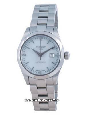 Tissot T-My Lady Automatic Diamond Accents T132.007.11.116.00 T1320071111600 100M Women\'s Watch