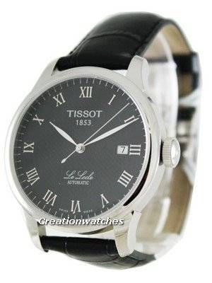 Tissot Le Locle Automatic T41.1.423.53 T41142353 T-Classic Mens Watch