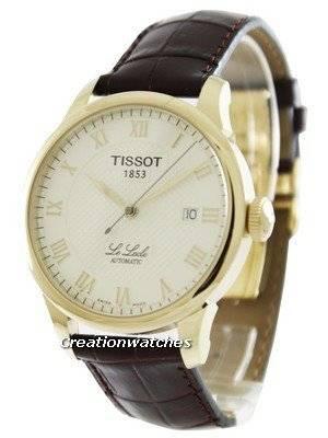 Tissot Le Locle Automatic T41.5.413.73 T41541373 Men's Watch