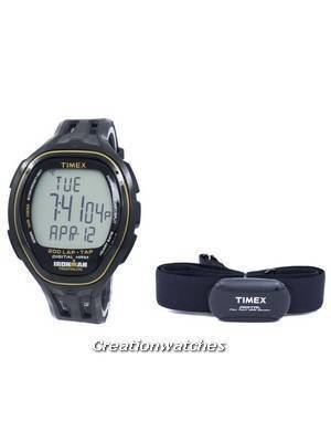 Timex IRONMAN® Target Trainer Heart Rate Monitor Digital T5K726 Men's Watch