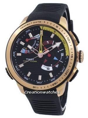 Timex Sports Intelligent Yacht Racer™ Chronograph Quartz TW2P44400 Men\'s Watch