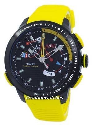 Timex Sports Intelligent Yacht Racer™ Chronograph Quartz TW2P44500 Men\'s Watch
