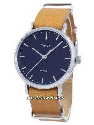 Timex Weekender Fairfield Indiglo Quartz TW2P98300 Women's Watch