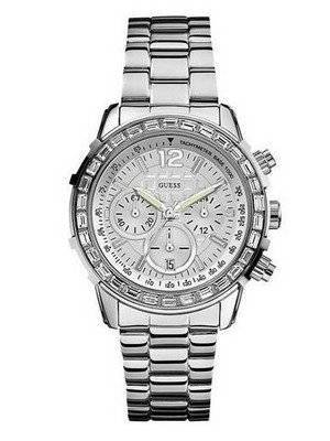 Guess Quartz Chronograph U0016L1 Womens Watch