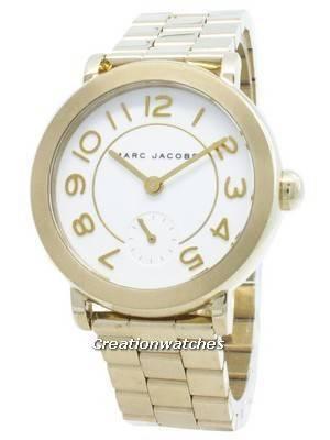 Refurbished Marc Jacobs Riley MJ3470 Quartz Analog Women\'s Watch