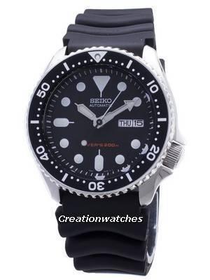 Refurbished Seiko Automatic Diver\'s SKX007 SKX007K1 SKX007K 200M Men\'s Watch
