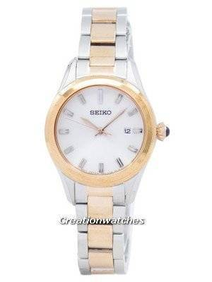 Refurbished Seiko Premier Quartz SXDF68 SXDF68P1 SXDF68P Women\'s Watch